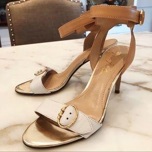 "Marc Fisher ""Malika"" heeled sandal"